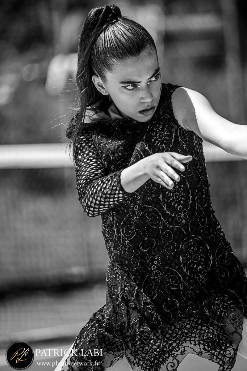 reportage photo de l'école de danse de Malesherbes