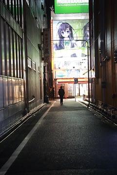 VENTE DE TIRAGE PLAQUE ALUMINIUM - SERIE JAPON FORMAT 40X60 cm avec sa caisse américaine Tirage professionnel numéroté (5 exemplaires maximum tout tirage confondu par photographie)